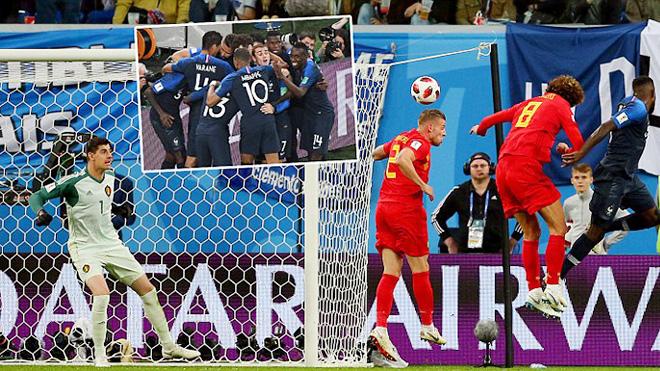 CẬP NHẬT sáng 11/7: Pháp vào chung kết World Cup. Juve chọn ngày ra mắt Ronaldo. Man City đón 'bom tấn' Mahrez