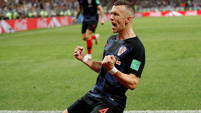Ivan Perisic: 'Giấc mơ của Croatia đã quá gần. Chúng tôi sẽ trả mối thù năm 1998'