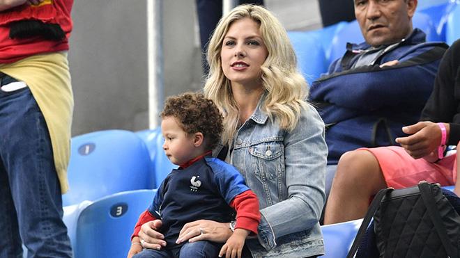Pháp vs Croatia: So kè nhan sắc những người vợ đẹp nhất của các cầu thủ