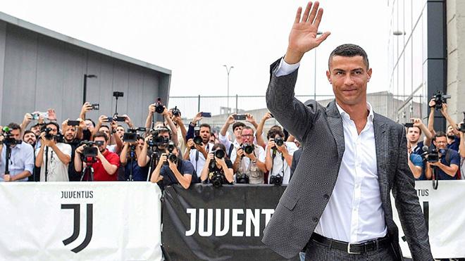 Tiết lộ lý do đặc biệt khiến Ronaldo rời Real đến Juventus