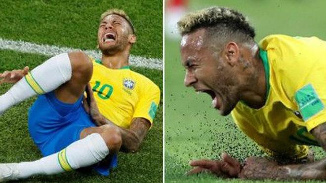 Các chuyên gia, cựu cầu thủ đồng loạt chỉ trích màn ăn vạ thô thiển của Neymar
