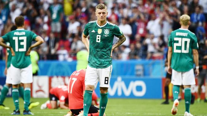 TIN HOT World Cup 4/7: Toni Kroos chia tay tuyển Đức. Tuyển thủ Đan Mạch bị doạ giết vì sút hỏng luân lưu