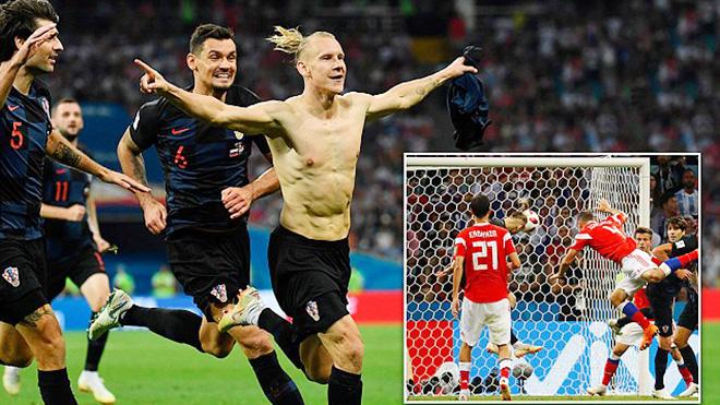 CẬP NHẬT sáng 8/7: Croatia hẹn Anh ở bán kết. Real sai lầm nếu bán Ronaldo. Neymar tuyên bố hết động lực chơi bóng