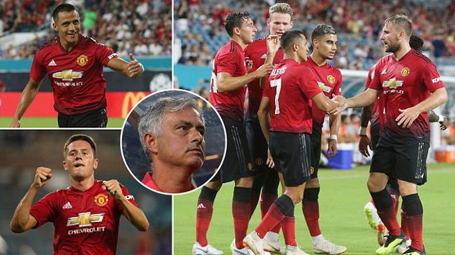 Chuyển động M.U: Mourinho, ngôi sao ở cạnh ông chứ đâu