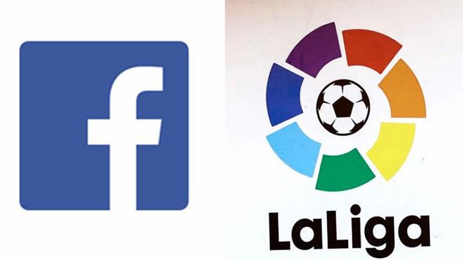 Facebook mua được bản quyền Liga, phát sóng miễn phí