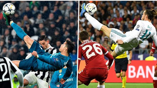 Siêu phẩm vào lưới Juventus của Ronaldo lọt đề cử bàn thắng đẹp nhất mùa của UEFA