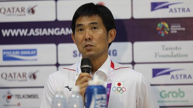 Vùi dập U23 Pakistan 4-0, U23 Nhật Bản vẫn bị HLV chê trách mắc nhiều sai lầm