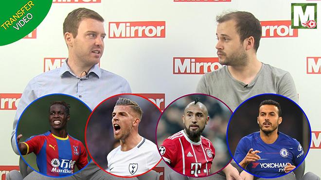 5 'bom tấn' sẽ nổ ở Premier League ngày cuối của kỳ chuyển nhượng