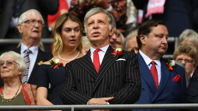 CĐV phản đối Arsenal bị người Mỹ thâu tóm, gọi đây là 'ngày buồn lịch sử CLB'