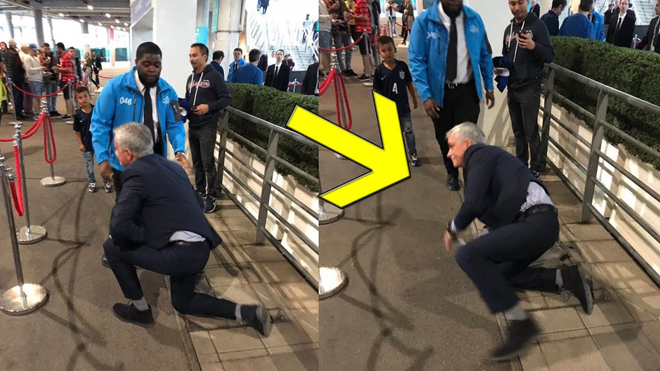 TIN HOT M.U 10/9: Mourinho vấp ngã ở Wembley. Đổi Pogba lấy Dybala