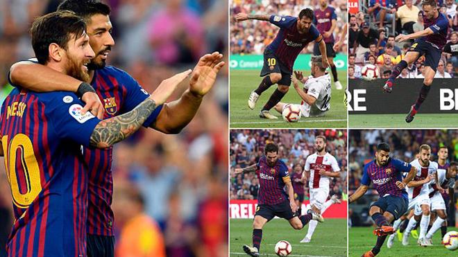 CẬP NHẬT sáng 3/9: Messi toả sáng, Barca thắng '8 sao'. Mourinho mắng Rashford. Ronaldo lập kỷ lục buồn