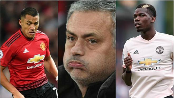 CẬP NHẬT tối 28/9: Lộ danh sách phe Mourinho và phe Pogba. MU khủng hoảng vì không nghe lời Sir Alex