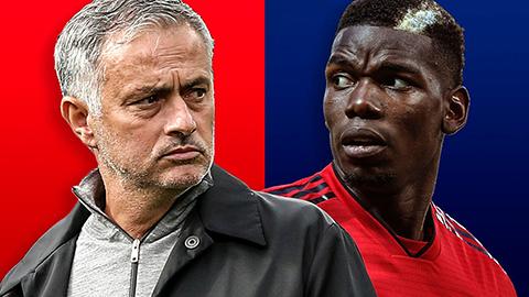 MU, Manchester United, Jose Mourinho, Mourinho, Paul Pogba, Barcelona, sa thải Mourinho, đền bù Mourinho bao nhiêu tiền, hợp đồng với Mourinho, mâu thuẫn Mourinho Pogba