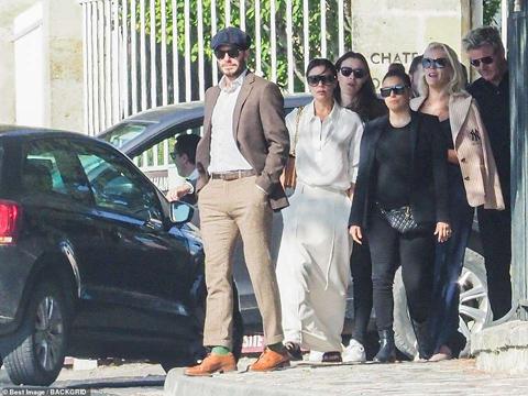 Beckham. David Beckham. Beckham dự ra mắt xe. Beckham quảng cáo xe Vinfast