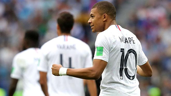 CẬP NHẬT sáng 12/10: Mbappe giải cứu Pháp. TBN vùi dập xứ Wales. Mourinho xem giò sao Serbia
