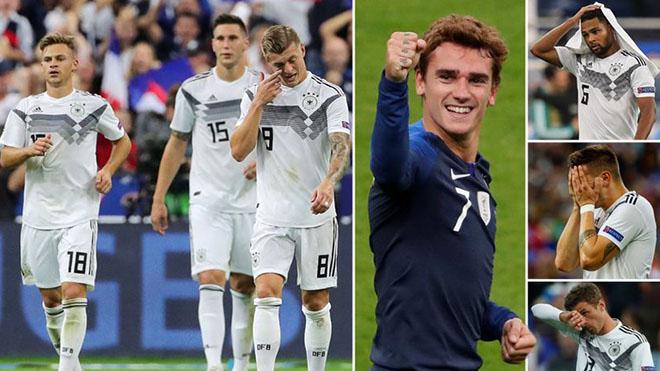 CẬP NHẬT sáng 17/10: Đức thua Pháp, lập kỷ lục đáng quên. Scholes thách thức Mourinho