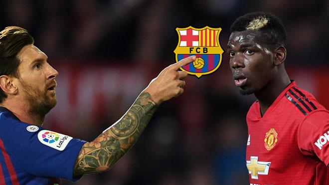 CẬP NHẬT sáng 19/10: Messi được vinh danh. Barca chia rẽ vì Pogba. Sanchez rời M.U