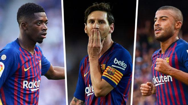Không Messi, Barca sẽ chơi với đội hình nào ở Kinh điển?