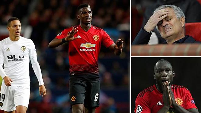 CẬP NHẬT sáng 3/10: Real thua, M.U bị cầm hoà. Pogba và Sanchez công khai chống đối Mourinho