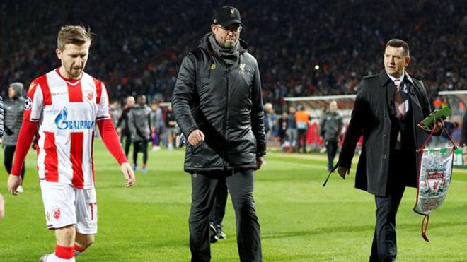 Klopp sau trận thua sốc của Liverpool: 'Tôi chỉ có 10 ngón tay thôi'
