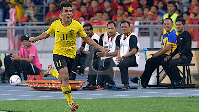 Người hùng tuyển Malaysia: 'Chúng tôi sẽ đánh bại Việt Nam bằng mọi giá'