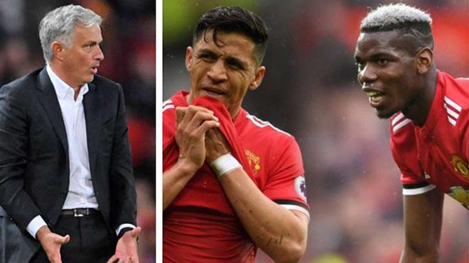 Mourinho đã ra đi, Pogba và Sanchez không còn lý do gì để bào chữa