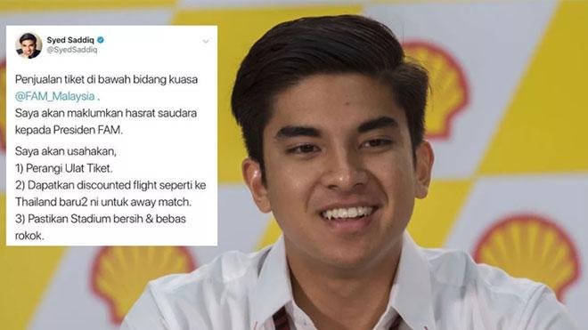 Bộ trưởng 'soái ca' 26 tuổi của Malaysia hứa 3 điều ở chung kết với Việt Nam