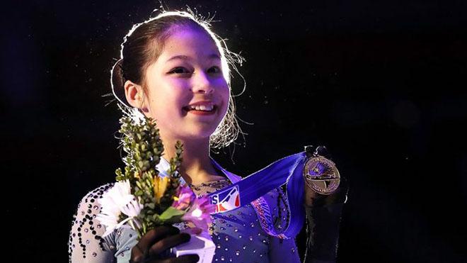 Cô gái 13 tuổi vô địch trượt băng nghệ thuật: Niềm hy vọng & nỗi lo của người Mỹ
