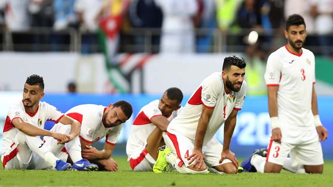 CẬP NHẬT tối 31/1: Tuyển Jordan bị phạt nặng ở trận gặp Việt Nam. M.U chốt xong hợp đồng 'khủng'. Tân binh Arsenal ra mắt