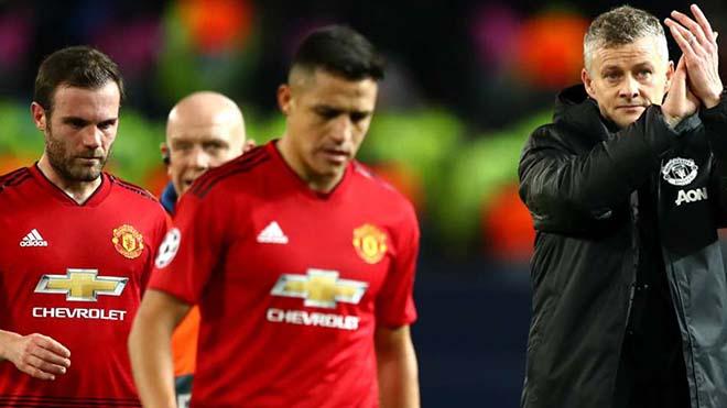 TIN HOT M.U 14/2: Balotelli giễu cợt M.U. Sanchez chấn thương lãng nhách. Chỉ 2 cầu thủ đủ năng lực đá cho PSG