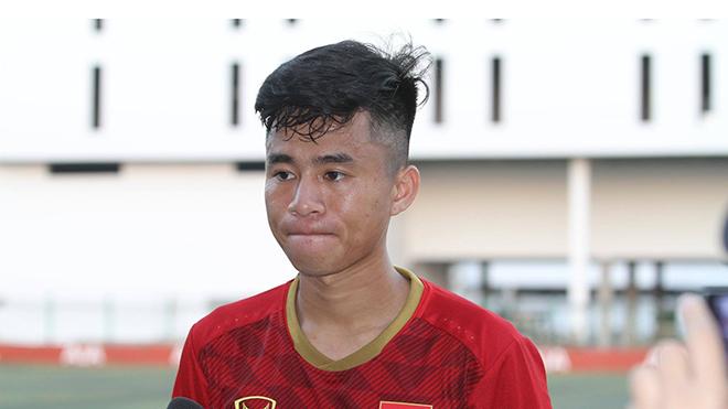 Phan Thanh Hậu: 'Tôi không ngại bất cứ cầu thủ nào của U22 Timor Leste'