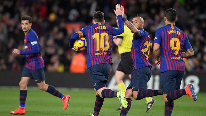 Messi lập kỷ lục rồi chấn thương. M.U bí mật chọn Giám đốc thể thao