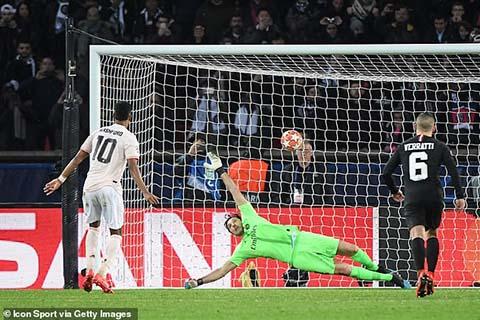 Kết quả bóng đá hôm nay, kết quả bóng đá, ket qua bong da, kqbd, kết quả PSG vs M.U, video clip PSG vs MU, Ole Gunnar Solskjaer, Rashford, Man United, M.U, MU