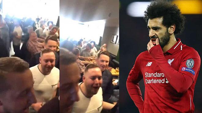 Liverpool lên án mạnh mẽ việc CĐV Chelsea gọi Salah là 'kẻ đánh bom' lan truyền
