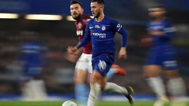 Vì sao 'siêu phẩm' solo của Hazard là nỗi buồn cho Ngoại hạng Anh?