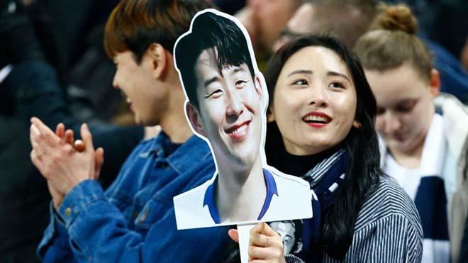 Son Heung Min: Ngôi sao quốc dân, David Beckham của Hàn Quốc