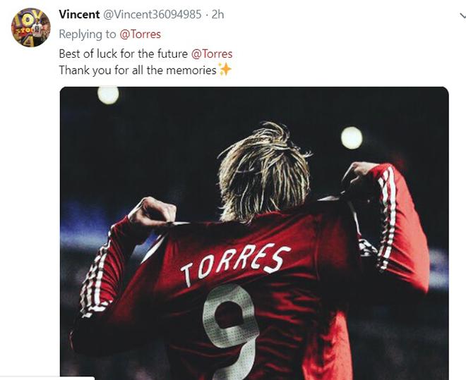 Torres giải nghệ, Torres treo giày, Fernando Torres, Torres, từ giã sự nghiệp, Sagan Tosu, Chelsea, Liverpool, Atletico Madrid, giải nghệ, tuyên bố giải nghệ, thăng trầm