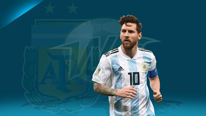 Messi giành Quả bóng Vàng đặc biệt tại Copa America 2019