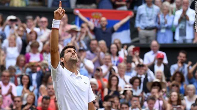 Djokovic tiết lộ bí kíp quật ngã Federer ở chung kết Wimbledon