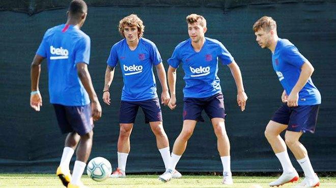 Barca, chuyển nhượng Barcelona, lịch thi đấu bóng đá hôm nay, Barca mua Griezmann, lịch du đấu Barca mùa Hè, Barca vay tiền mua Griezmann, Barca mua Neymar, Neymar