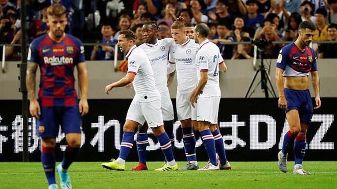 Bóng đá hôm nay 24/7: Barca thua Chelsea ngày ra mắt Griezmann. MU đón tân binh thứ 3 đắt kỷ lục