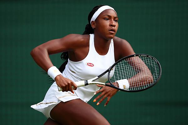 Wimbledon 2019, lịch thi đấu Wimbledon 2019, Tay vợt 15 tuổi thắng Venus Williams, thần đồng 15 tuổi, Cori Gauff, Venus Williams, tài năng trẻ, hiện tượng, Wimbledon