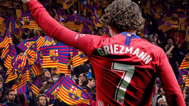 CHUYỂN NHƯỢNG Barca 4/7: Định ngày ra mắt Griezmann. Coutinho đồng ý đến PSG