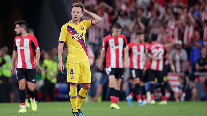 Bóng đá hôm nay 17/8: Barca thua ngày mở màn Liga. MU bí mật hỗ trợ Sanchez. Coutinho đến Bayern