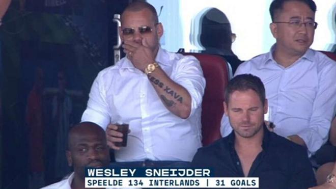 bong da, truc tiep bong da hôm nay, trực tiếp bóng đá, lịch thi đấu bóng đá hôm nay, bong da hom nay, sneijder, sneijder phát phì, sneijder phát tướng, hà lan