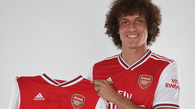 Vì sao Arsenal vẫn mua được David Luiz khi thị trường chuyển nhượng đã đóng cửa?