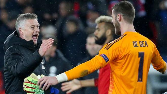 Tin bóng đá MU 14/9: Ký hợp đồng khủng với De Gea, theo đuổi 'Kante mới'