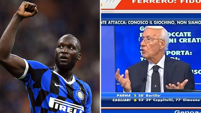 Truyền hình Italia sa thải chuyên gia bóng đá gọi Lukaku là 'khỉ ăn chuối'
