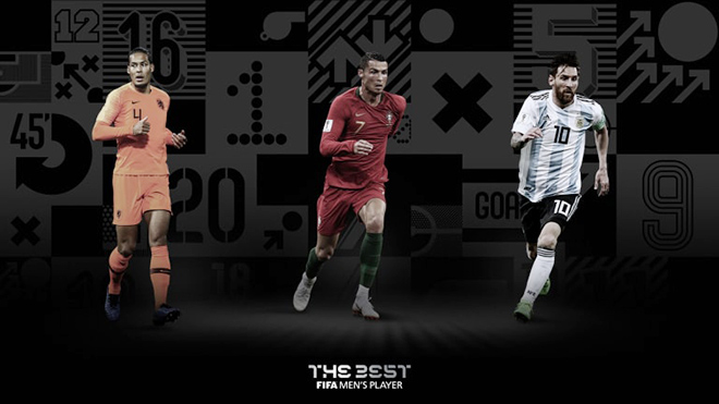 Kết quả lễ trao giải FIFA The Best 2019: Chiến thắng cho Messi