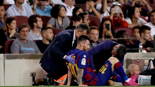 bong da, truc tiep bong da hôm nay, trực tiếp bóng đá, lich thi dau bong da, bong da hom nay, Barcelona, Barca, Messi, Messi chấn thương, la Liga, bóng đá Tây Ban Nha